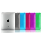 TUNESHELL Smoke for iPad (IPAD-TUN-SHELL-03) (with TUNEFILM protective film)