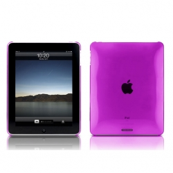 TUNESHELL Purple for iPad (IPAD-TUN-SHELL-02) (with TUNEFILM protective film)