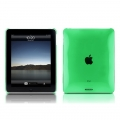 TUNESHELL Green for iPad (IPAD-TUN-SHELL-05) (with TUNEFILM protective film)