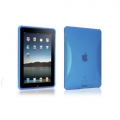 SOFTSHELL Color Blue for iPad (IPAD-SOFT-SHELL-03) (with TUNEFILM protective film)