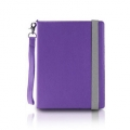 Tunewear Tunefolio Purple for iPad (IPAD-TUN-FOLIO-04) (TUNEFILM protective film)