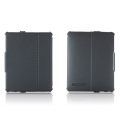 Tunewear Carbon look Black for iPad (IPAD-CARBON-02) (TUNEFILM protective film)