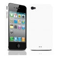 Tunewear Eggshell White for iPhone 4 (IP4-EGG-SHELL-07) (TUNEFILM protective film)