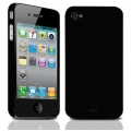 Tunewear Eggshell Black for iPhone 4 (IP4-EGG-SHELL-02) (TUNEFILM protective film)