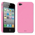 Tunewear Eggshell Pink for iPhone 4 (IP4-EGG-SHELL-03) (TUNEFILM protective film)