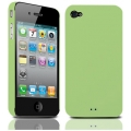 Tunewear Eggshell Green for iPhone 4 (IP4-EGG-SHELL-04) (TUNEFILM protective film)