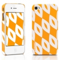 Tunewear Eggshell Finlandia Kukka Yellow for iPhone 4 (IP4-FIN-05Y)