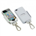 Tunewear Prie Ambassador White/White for iPhone 4 (IP4-PRIE-AMB-03)