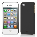 Tunewear Eggshell Black for iPhone 4, 4S (IP4S-EGG-SHELL-02)