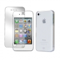 Tunewear Eggshell White for iPhone 4, 4S (IP4S-EGG-SHELL-07)