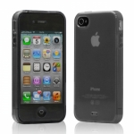 Tunewear Softshell Smoke for iPhone 4, 4S (IP4S-SOFT-SHELL-01)