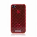 Tunewear Tuneprism Red for iPhone 4, 4S (IP4S-TUN-PRISM-04)
