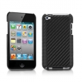 Tunewear Carbon look Black for iPod Touch 4G (TUNEFILM protective film)