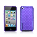 Tunewear Tuneprism Purple for iPod Touch 4G (TUNEFILM protective film) (IT4-TUN-PRISM-02)