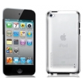 Tunewear Eggshell Clear for iPod Touch 4G (TUNEFILM protective film)