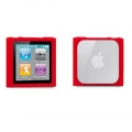 Tunewear Icewear Red for iPod nano 6G (NN6-ICE-08)