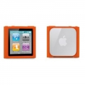 Tunewear Icewear Orange for iPod nano 6G (NN6-ICE-07)