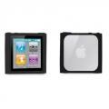 Tunewear Icewear Black for iPod nano 6G (NN6-ICE-02)
