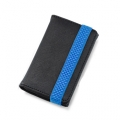 Tunewear Tunewallet Black/Blue for iPod Touch 4G/3G/2G (IT4-TWL-02B)