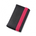 Tunewear Tunewallet Black/Pink for iPod Touch 4G/3G/2G (IT4-TWL-01P)