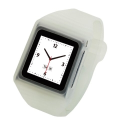 Tunewear Wrist Watch Case Clear for iPod nano 6G (NN6-WW-01)