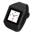 Tunewear Wrist Watch Case Black for iPod nano 6G (NN6-WW-02)