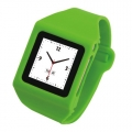 Tunewear Wrist Watch Case Green for iPod nano 6G (NN6-WW-06)