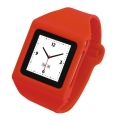 Tunewear Wrist Watch Case Red for iPod nano 6G (NN6-WW-08)