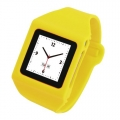 Tunewear Wrist Watch Case Yellow for iPod nano 6G (NN6-WW-09)