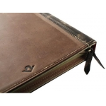 "Twelvesouth Leather Case BookBook Black for MacBook Pro 13"" 2010/11 (TWS-121001)"