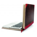 "Twelvesouth Leather Case BookBook Red for MacBook Pro 13"" 2010/11 (TWS-121002)"