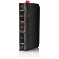 Twelvesouth Leather Case BookBook Classic Black for iPhone 4, 4S (TWS-121206)