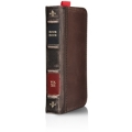 Twelvesouth Leather Case BookBook Vintage Brown for iPhone 4, 4S (TWS-121208)