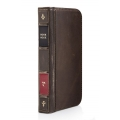 TwelveSouth BookBook for iPhone 5, 5S - Brown