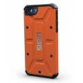 Urban Armor Gear Composite Case Outland Rust-Black for iPhone 5, 5S (UAG-IPH5-RST/BLK-W/SCRN-VP)