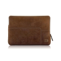 "Urbano Zip Sleeve Leather Case for Macbook 13"", Vintage (URB-UZRS15-05)"