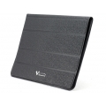 V-SMART Smart Cover Partner for iPad 4, iPad 3, iPad 2 - Black (VS-LCIPAD2-CBL)