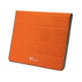 V-SMART Smart Cover Partner for iPad 4, iPad 3, iPad 2 - Orange (VS-LCIPAD2-COL)