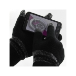 Verico Gloves for Touch Screen - Uni-sex, Black