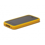 Verus Crucial Mix Twin for iPhone 4, 4S (Yellow/Yellow)