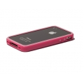 Verus Crucial Mix Bumper for iPhone 4, 4S (Pink/Pink)