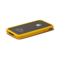Verus Crucial Mix Bumper for iPhone 4, 4S (Yellow/Yellow)