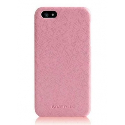 Verus Premium J Vivid ECO Leather Case for iPhone 5, 5S, Pink