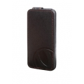 Verus Vivid Flip Case for iPhone 5, 5S, Black