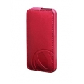 Verus Vivid Flip Case for iPhone 5, 5S, Red