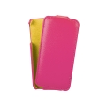 Viva Flipcaso Vibrante for iPhone 4, 4S (Pink/Yellow)