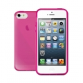 Viva Madrid Silicone Cover Ductil for iPhone 5, 5S, Pink (VIVA-IP5DUC-DUCPNK)