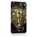 White Diamonds The Mechanist Gold for iPhone 4, 4S (1110MEC3)