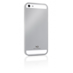 White Diamonds Materialized Metal Pure Silver for iPhone 5, 5S (1210MMPUR45)