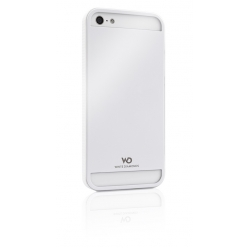 White Diamonds Materialized Metal Pure White for iPhone 5, 5S (1210MMPUR47)